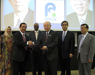 News: USM-RIKEN Joint Laboratory for Bioprobe Discovery