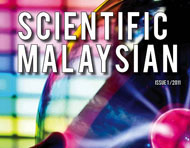 Sneak Peek: Scientific Malaysian Magazine (First Issue)
