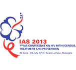 Event: The 7th IAS Conference on HIV Pathogenesis, Treatment and Prevention (IAS 2013) in Kuala Lumpur