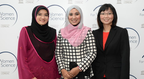 L'Oréal Malaysia Honors Three Outstanding Women in Science