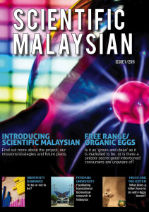 Scientific Malaysian Magazine Issue 1