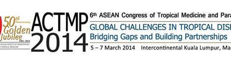 Conference: The 6th ASEAN Congress of Tropical Medicine and Parasitology