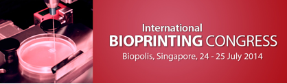 Conference and Exhibition: The International Bioprinting Congress, Singapore