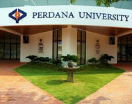 Site News: Faculty members of Perdana University joined Scientific Malaysian