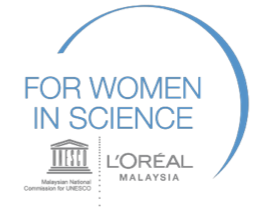 For Women in Science Fellowship 2012 by L'Oréal Malaysia and UNESCO