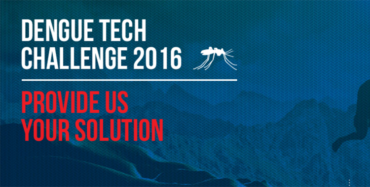 Grant: Dengue Tech Challenge 2016