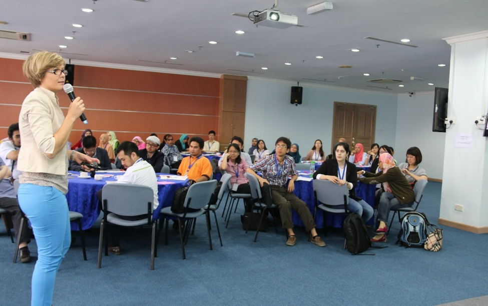 Event Report: Effective Science Communication Workshop